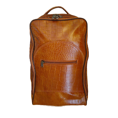 leather-expandable-backpack-embossed-light-br